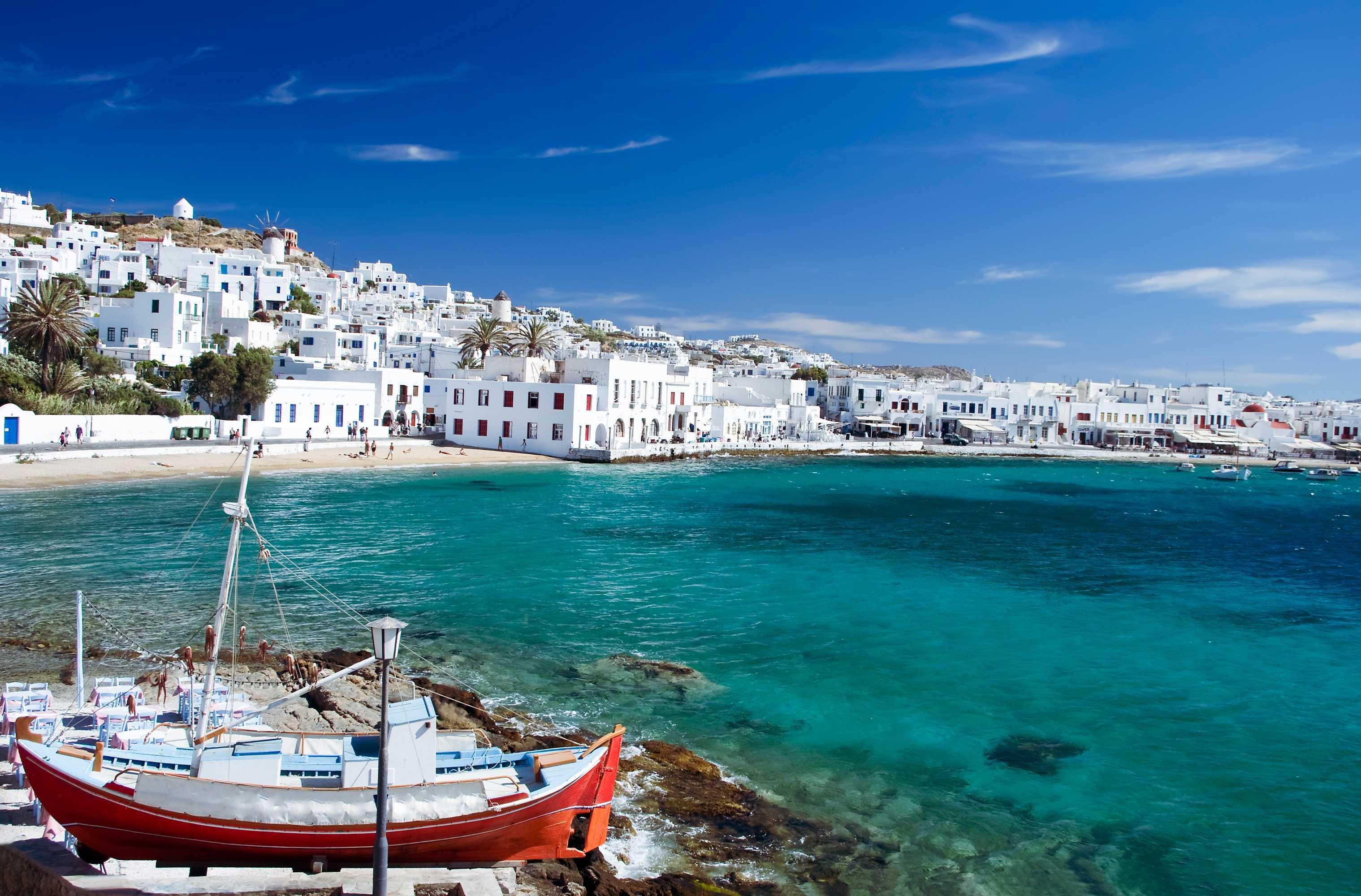 Paradisiaca Grecia - Premium -  2020-2021