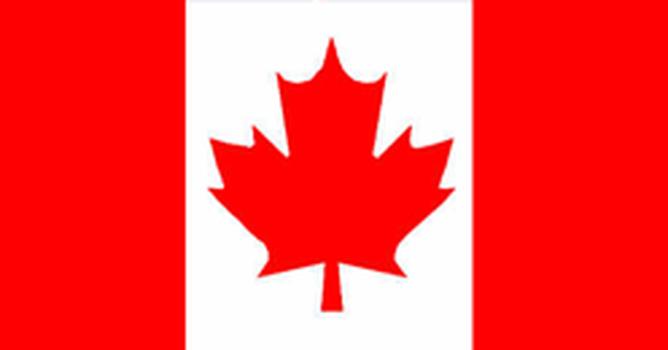 Bandeira do país Canadá